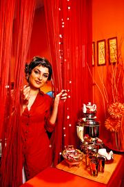 """As linhas """"persas"""" de Leila Sadeghi, empreendedora imigrante do ano"""