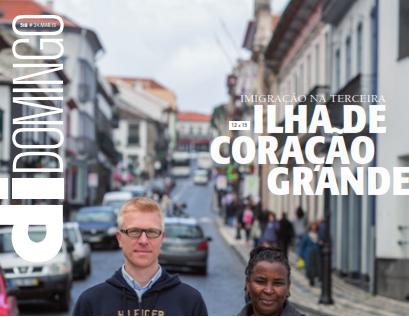Imigração na Terceira : Ilha de Coração Grande