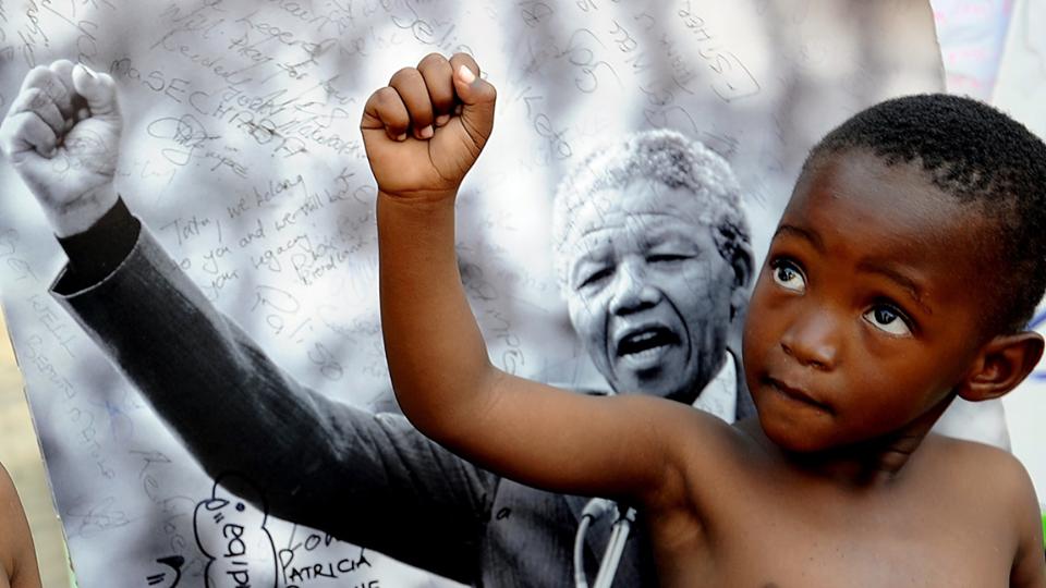 Hoje é o Dia Internacional de Nelson Mandela