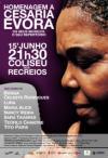 Homenagem a Cesária Évora no Coliseu dos Recreios