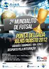 """Estão abertas as inscrições para o 2º """"Mundialito de Futsal"""""""