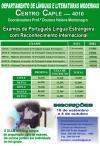 Exames de Português Língua Estrangeira com reconhecimento internacional na Universidade dos Açores