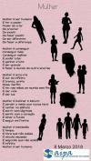"""""""Mulher"""" - um poema em homenagem às mulheres migrantes"""