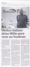 """""""Aqui encontramos paz"""": casal troca Itália pelos Açores"""