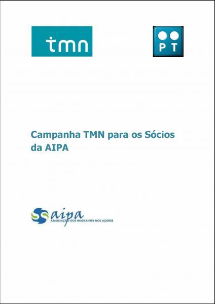 Campanha TMN para os sócios da AIPA