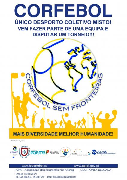 Regulamento do torneio de Corfebol