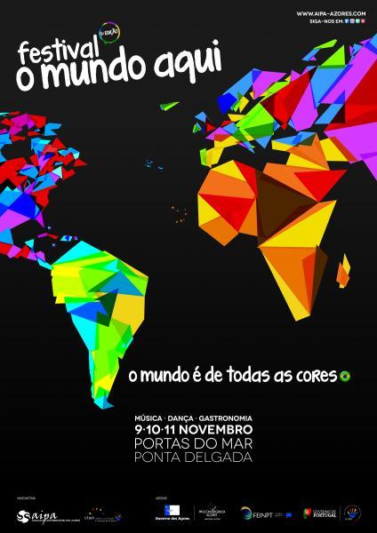 """Festival - """"O Mundo Aqui""""'"""